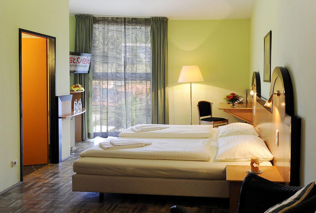 Rooms – Fuchspalast Art Hotel St. Veit an der Glan